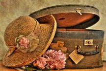 Hat Boxes and Tins / by Cindy Remacle