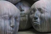 Art of glass, porcelain, ceramics etc.