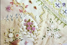 Embroidery / by Cindy Remacle