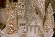 Glitter Houses / by Cindy Remacle