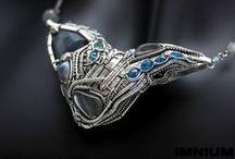 Wire-Wrapped Jewelry