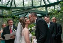 """First Kiss / The moments after the Bride and Groom say """"I DO"""" are priceless."""