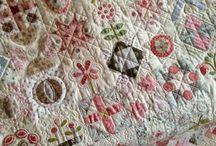 Quilts: Stonefields / De Stonefields quilt van Susan Smith - en andere patronen van haar