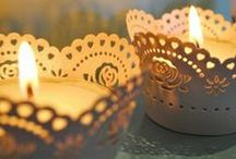 Candlelight / by Cindy Remacle