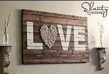 Crafty Love / by Michelle Lanning