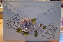 card & scrapbook page ideas / by Kate Andronico