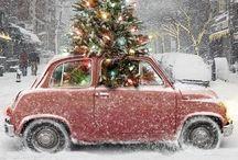 Christmas / All about Christmas. Christmas crafts, Christmas feelings, Christmas Trees & decorations...