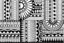 H A N D   D R A W N / Hand drawn illustrations and doodles