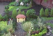 Miniature Garden / by RickNancy Toves