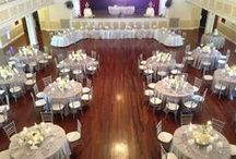 """Our Grande Ballroom / Our Grande Ballroom is the biggest ballroom we own, truly earning the name """"Grande"""". It holds up to 500 guests and it is a huge WOW factor!"""