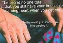 Tell Me A Secret / by Brina Atkins