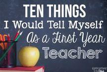 Teaching  / by Janet Chmielewski
