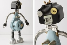 Cute Robots / We have a mild (read excessive) affinity for cute robots. Join us and share the love :)