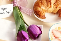 Mother's Day Ideas / A collection of easy-to-make crafts and even breakfast-in-bed ideas for Mom on Mother's Day, Sunday, May 10th.