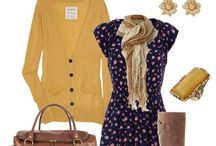 My Style / My taste in Clothes, Shoes, Jewelry, etc.   / by Kathleen Dobson