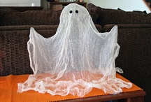 """Spooky Halloween Things / Halloween decorations and activities...and things that go """"bump"""" in the night!"""