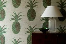 PINEAPPLE DECOR / Pineapple themed decor