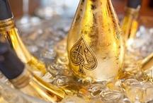 Armand de Brignac champagne / Armand de Brignac is een zeer prestigieuze champagne. Geproduceerd door perfectionisten en verkozen tot beste champagne in een blindproeverij uit honderden champagnes in 2010. Te koop bij ChampagneBabes.nl