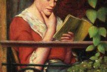 kunst en boeken...art and books / by Janita Mantel