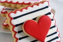 Be My Valentine  / Fun recipes, treats, and ideas for the holiday of love!