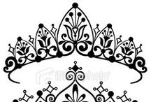 Cuts - Shapes / SVG, PNG, JPG, WPC, AI, GDF Files or Clip Art, Stencils to order for scrapbooking and cards / by Cheryl Howe