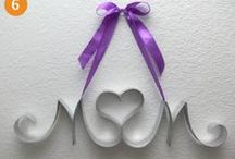 Mother's Day Gifts / DIY! Gifts you can create and make that Mom will love.  / by Claire's Accessories