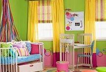 The playroom / by Kelly Hallett