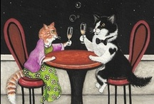 Champagne & Animals