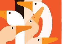 A N I M A L S / Animal art and illustrations