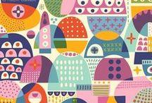 PATTERN / Pattern design, surface pattern design, repeat patterns, fabric design