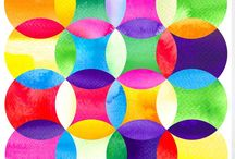 GEOMETRIC / Geometric pattern and illustration shapes