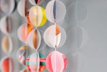PAPER / Interesting, unusual and inspiring use of paper