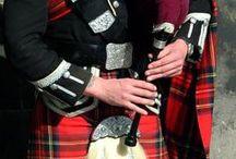 Scottish - Bagpipes
