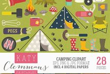 SCRAPBOOKING SUPPLIES / Clip art and downloadable digital papers for scrapbooking