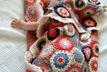 Crochet Blankets / Afghans / Crochet blanket / afghan inspiration. Crochet blanket patterns.