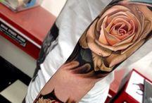 Tattoos!! / by Holli Burns