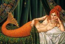 Mermaids  / by Lisa Jimenez