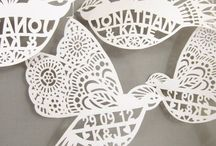 LASER CUT / Amazing laser cut paper and other items