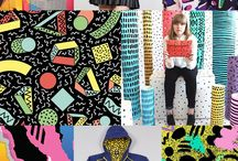 T R E N D S / Design trends for print and pattern
