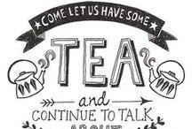 Tea -4- Me / tea / by Kelly Hallett
