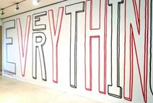 O F F I C E  W A L L S / Inspiration for office wall design