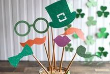 Saint Patrick's Day DIY Decorations!