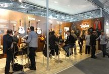 Musikmesse 2014 Messegeschehen