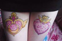 My Tattoo Ideas / by Miranda Panda