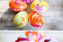 E A S T E R / Easter crafts and styling