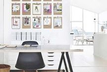 OFFICE SPACE / Office storage and design inspiration