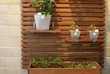 GARDEN / Garden design inspiration