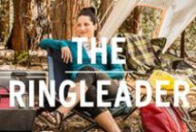 The Ringleader / Every camp crew has one... It's only Monday, and you have next weekend already planned. So you rally the troops, organize and delegate and set the trip wheels in motion. / by REI