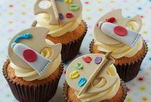 lekker cupcakes / by Janita Mantel