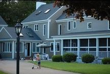 """Maine Vacation / Book a special event, wedding, vacation, corporate retreat or holiday.  The 219 House sleeps 20+ guests and has plenty of room for several families to """"share"""" a space.  / by The Revelation Project"""
